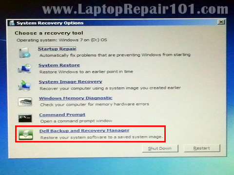 How to reinstall factory OS | Laptop Repair 101