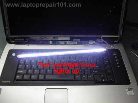 Troubleshooting backlight failure | Laptop Repair 101