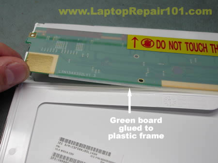 How to replace backlight lamp (CCFL) | Laptop Repair 101