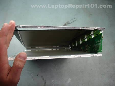 Remove LCD