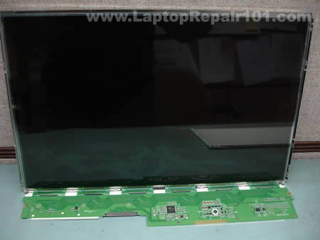 how to replace backlight lamp ccfl laptop repair 101