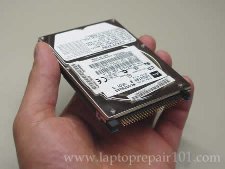 Laptop Repair Help Accessing notebook hard drive using USB enclosure