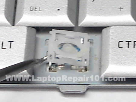 Remove key retainer