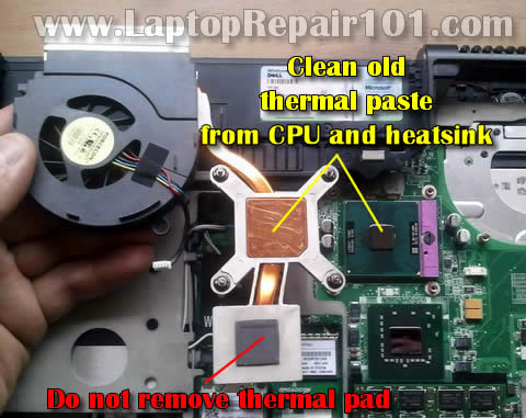 Why laptop turns off or freezes? | Laptop Repair 101