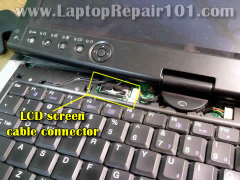Screen Shows Strange Colors Laptop Repair 101