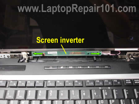 How to test screen inverter | Laptop Repair 101