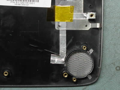 Modified top cover assembly